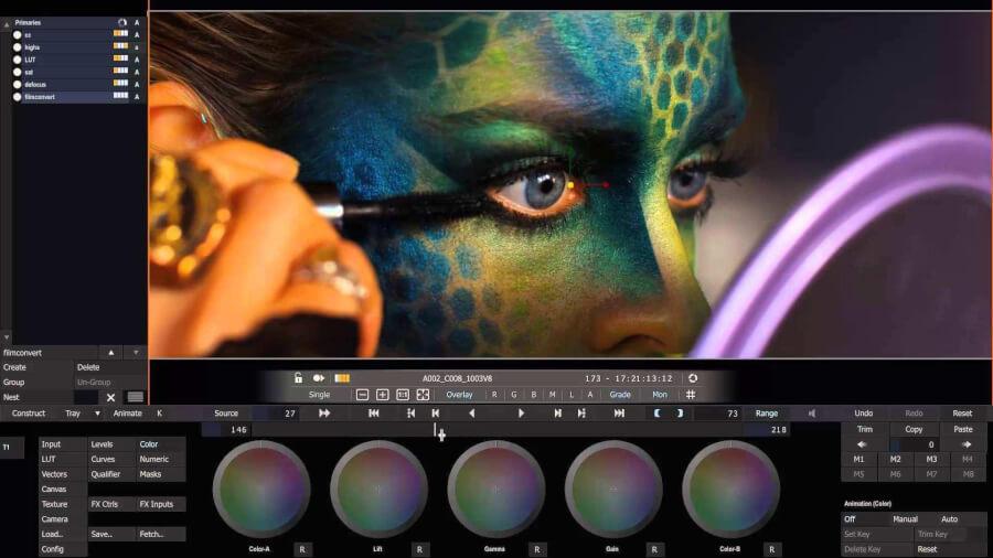 Assimilate Scratch v9.2.1034 数字电影中间片调色软件 软件-第1张