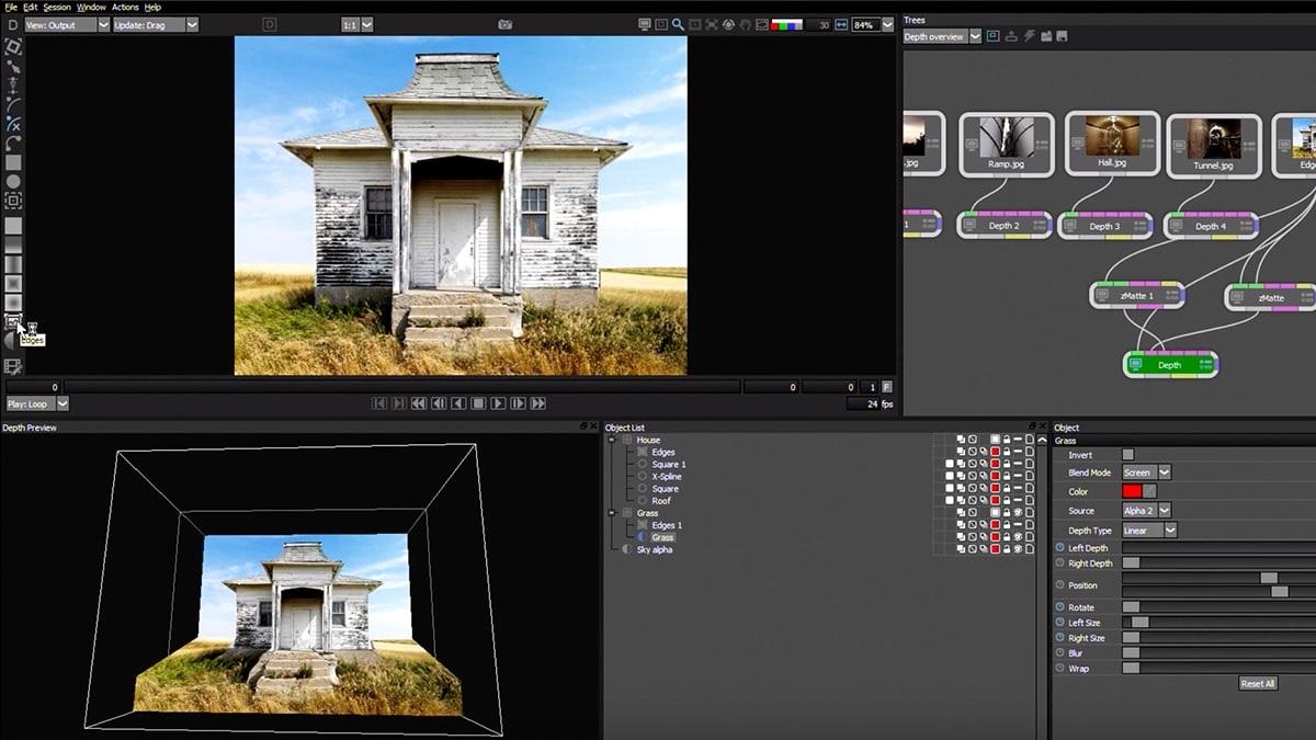专业影视抠像Roto威亚擦除软件 Boris FX Silhouette 2020.0.3 Win x64 软件-第8张