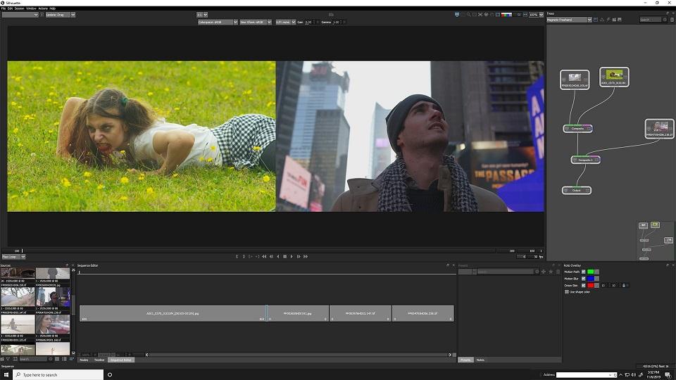 专业影视抠像Roto威亚擦除软件 Boris FX Silhouette 2020.0.1 Win x64 软件-第10张