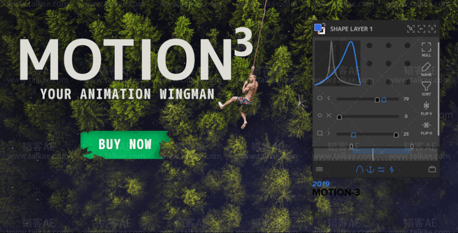 Mt. Mograph Motion 3.20 for After Effects MG动画脚本 AE脚本-第1张