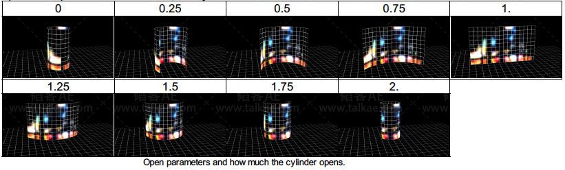 AE插件-三维圆柱体制作插件 Aescripts Power Cylinder v1.1.3 Win破解版 + 使用教程 AE插件-第2张
