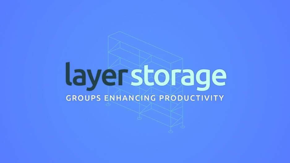 Layer Storage v1.2 AE图层管理项目整理AE脚本 AE脚本-第1张