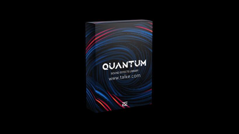 精选大气震撼预告片音效素材 Quantum Sound Effects 音效SFX-第1张