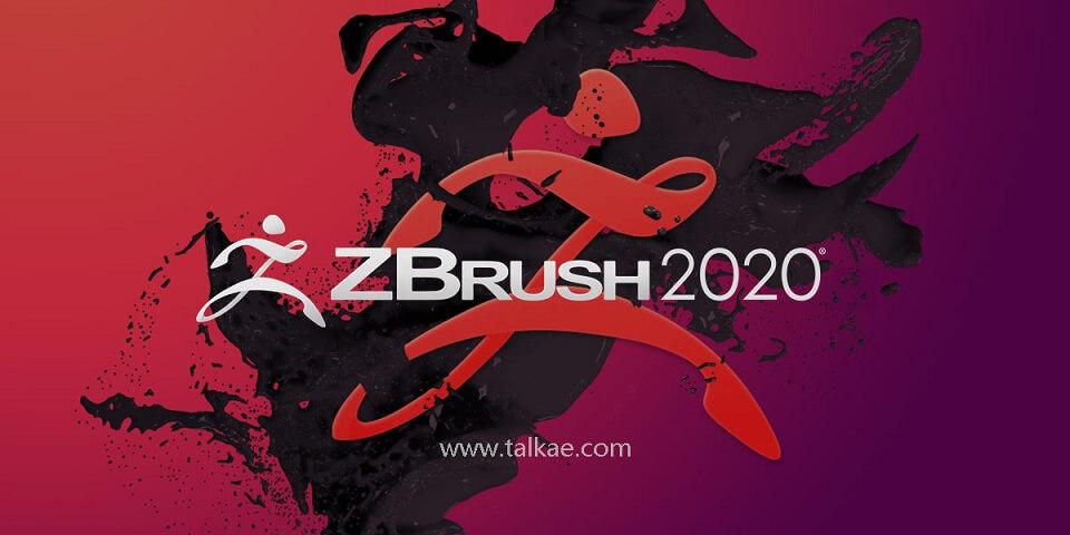ZBrush v2020.1.3 数字雕刻建模和绘画软件 ZBrush-第1张