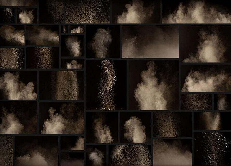 PS灰尘烟雾特效合成图片素材 Dust Cloud 素材-第2张